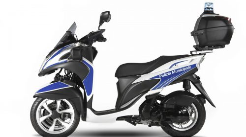 Yamaha Tricity 125 For Police - image 009466-000104021-500x280 on http://moto.motori.net