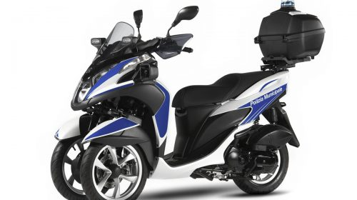 Yamaha Tricity 125 For Police - image 009466-000104022-500x280 on http://moto.motori.net