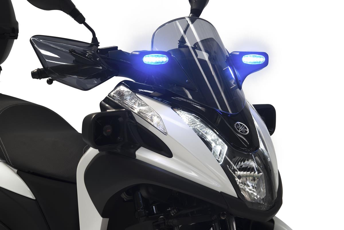 Yamaha Tricity 125 For Police - image 009466-000104026 on http://moto.motori.net