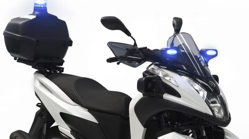 Yamaha Tricity 125 For Police - image 009466-000104027-500x280 on http://moto.motori.net
