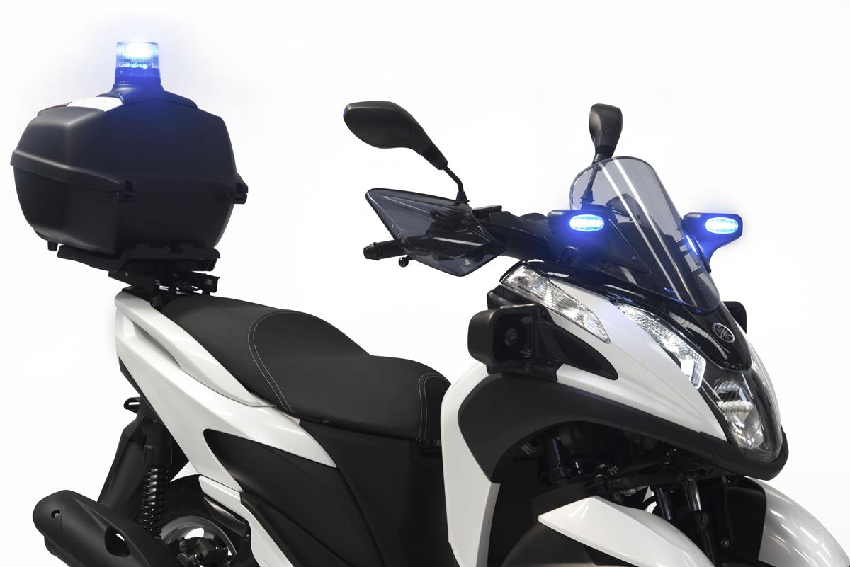 Yamaha Tricity 125 For Police - image 009466-000104027 on http://moto.motori.net