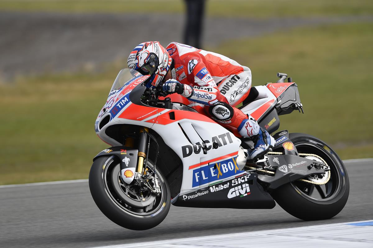 Moto GP: Andrea Dovizioso primo nella classifica Mondiale - image 009548-000104753 on http://moto.motori.net