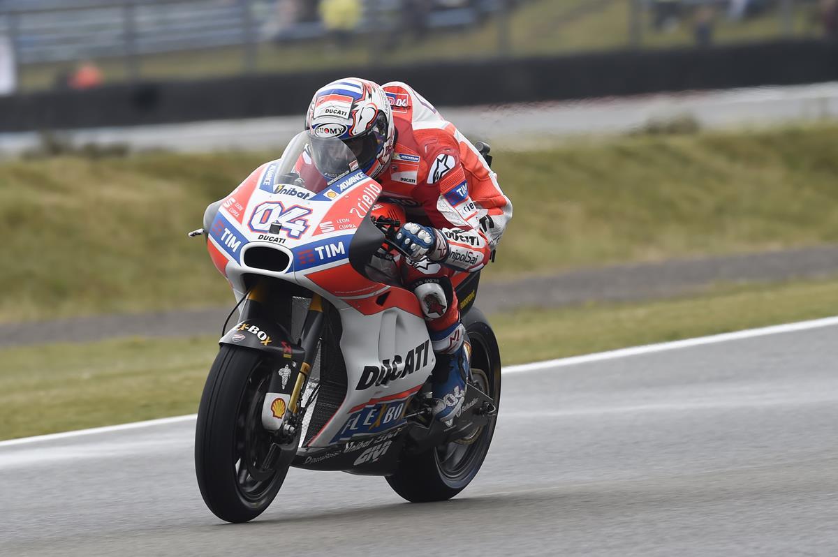 Moto GP: Andrea Dovizioso primo nella classifica Mondiale - image 009548-000104756 on http://moto.motori.net