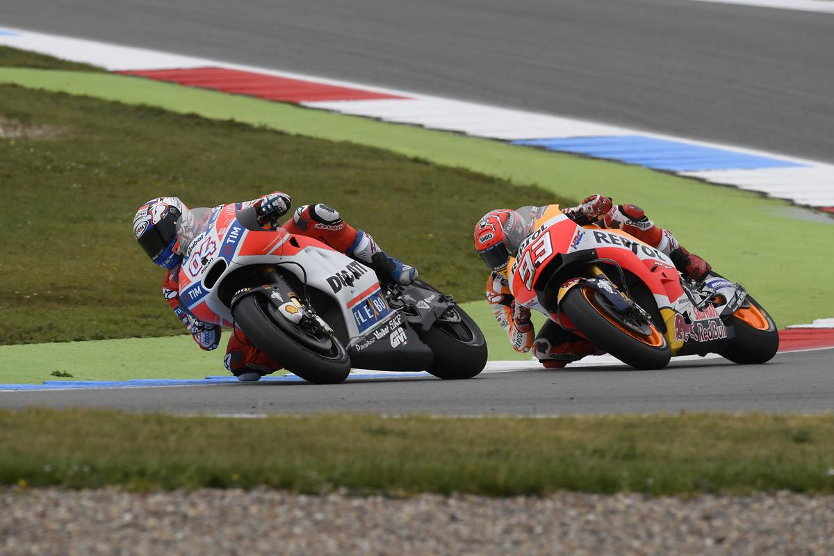 Moto GP: Andrea Dovizioso primo nella classifica Mondiale - image 009548-000104761 on http://moto.motori.net