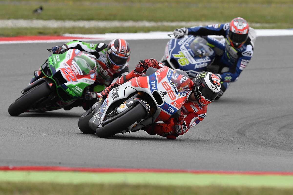 Moto GP: Andrea Dovizioso primo nella classifica Mondiale - image 009548-000104766 on http://moto.motori.net