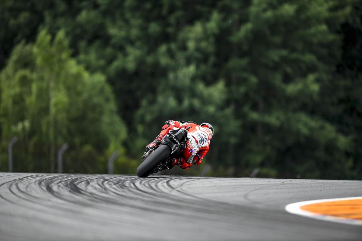 GP di Germania: ottavo Andrea Dovizioso, undicesimo Jorge Lorenzo - image 009552-000104771 on http://moto.motori.net