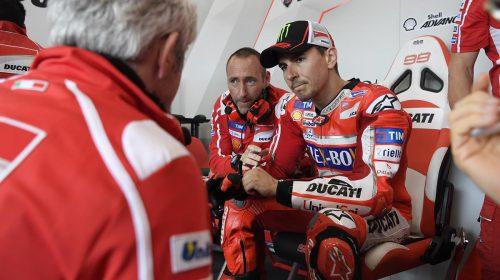 GP di Germania: ottavo Andrea Dovizioso, undicesimo Jorge Lorenzo - image 009552-000104780-500x280 on http://moto.motori.net