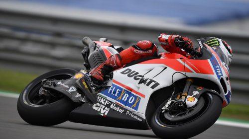 GP di Germania: ottavo Andrea Dovizioso, undicesimo Jorge Lorenzo - image 009552-000104781-500x280 on http://moto.motori.net