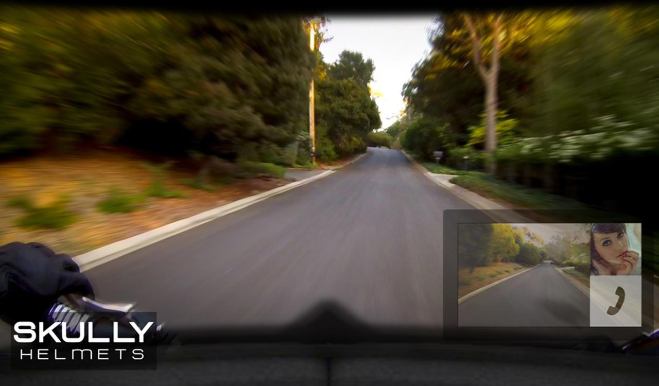 Skully AR-1: il casco del futuro è già realtà - image 000046-000010202 on http://moto.motori.net