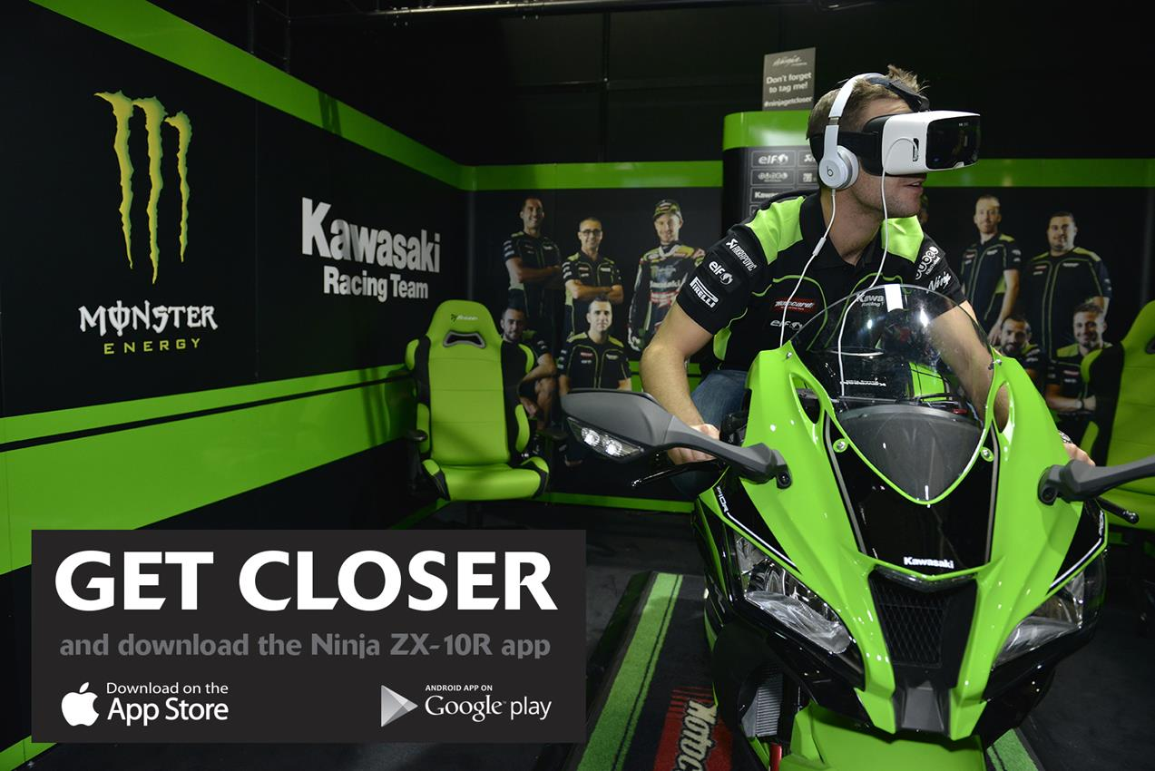 L'App ufficiale Ninja ZX-10R - Get Closer - image 006412-000073650 on http://moto.motori.net