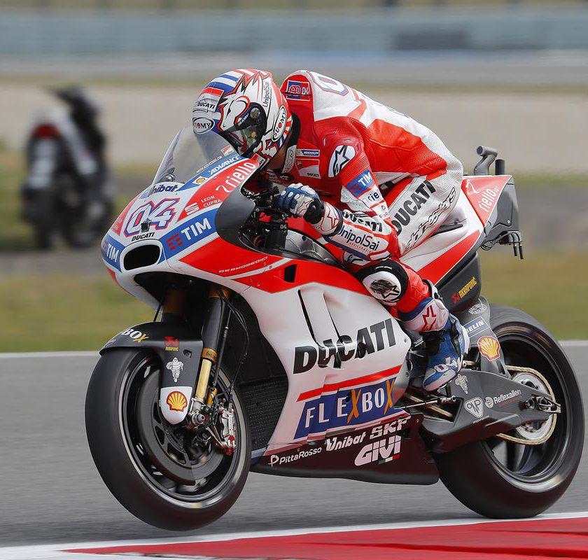 Così Ducati nella MotoGP 2019 - image 009548-000104750-840x800 on http://moto.motori.net