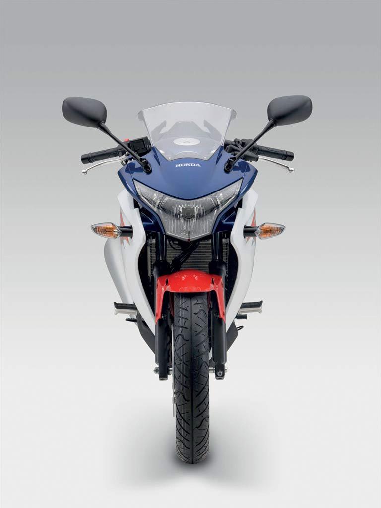 Listino Honda Crosstourer ABS Granturismo on-off - image 14658_honda-cbr250-r on http://moto.motori.net