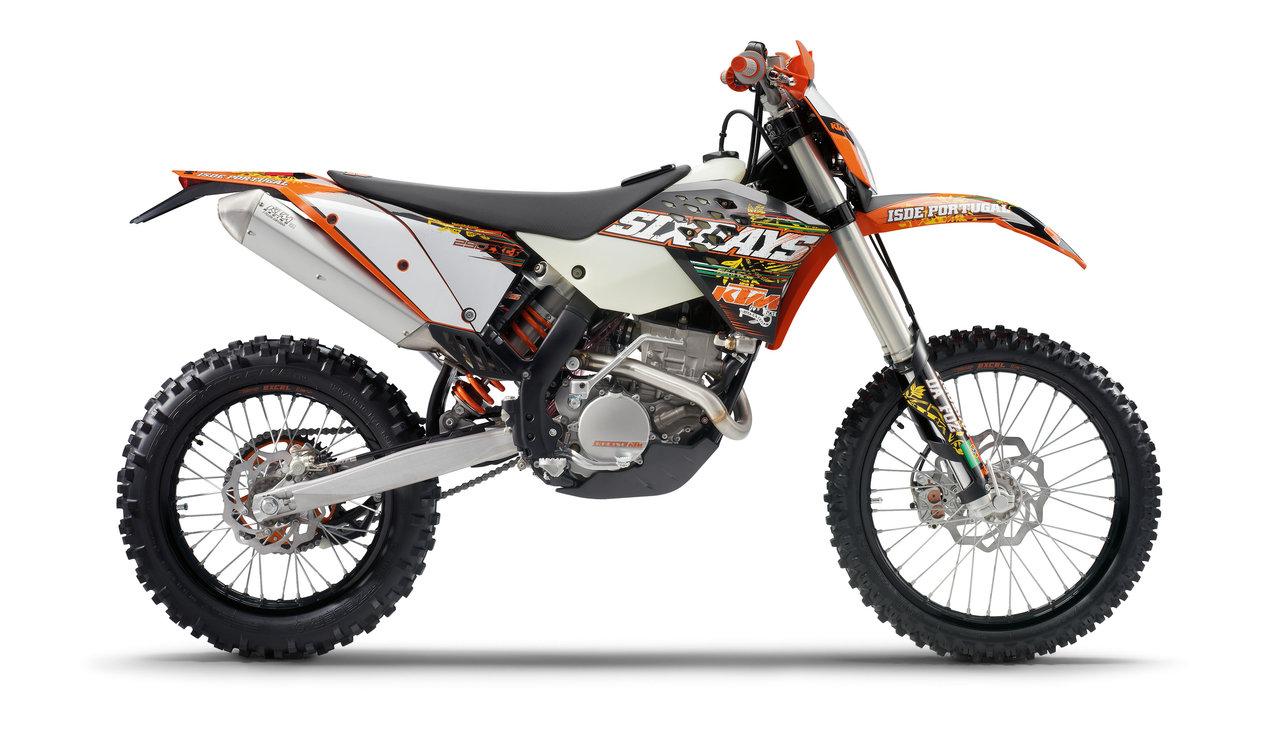 Listino Ktm SX-F 350 Fuoristrada - image 14807_ktm-exc-e300-six-days on http://moto.motori.net