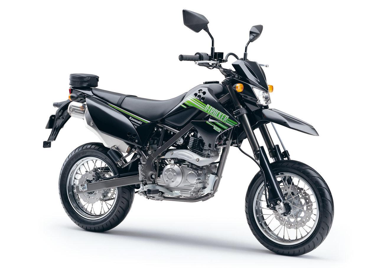 Listino Kawasaki VN 900 Classic Special Custom e Cruiser - image 15501_kawasaki-d-tracker125 on http://moto.motori.net