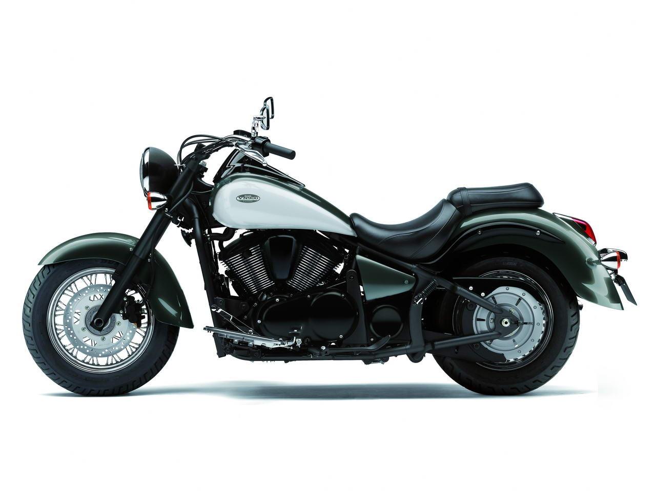 Listino Kawasaki VN 900 Classic Special Custom e Cruiser - image 15538_kawasaki-vn900-classic on http://moto.motori.net