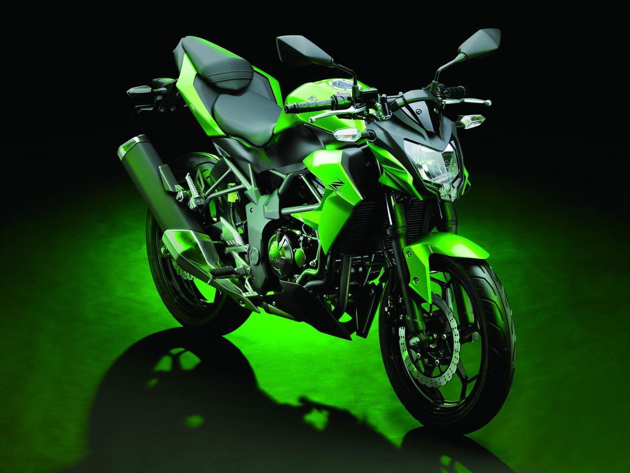 Listino Kawasaki J300 SE Scooter 150-300 - image 15547_1 on http://moto.motori.net