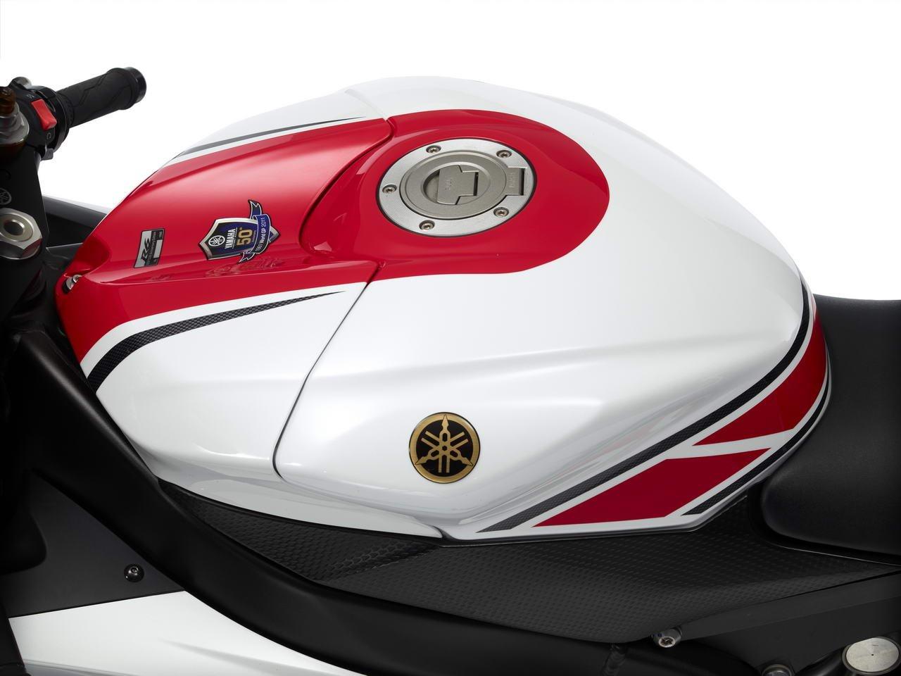 Listino Moto-Guzzi Bellagio 940 Custom e Cruiser - image 15578_yamaha-yzfr6-50th-anniversary on http://moto.motori.net