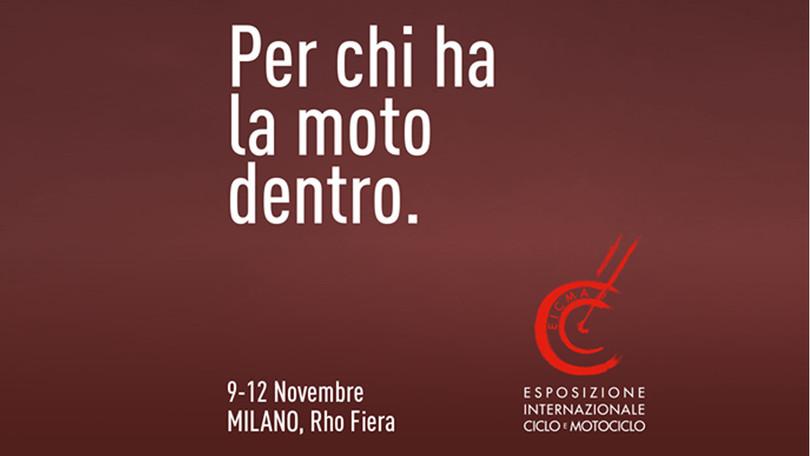 EICMA 2017, la 75^ edizione: a Milano dal 7 al 12 novembre