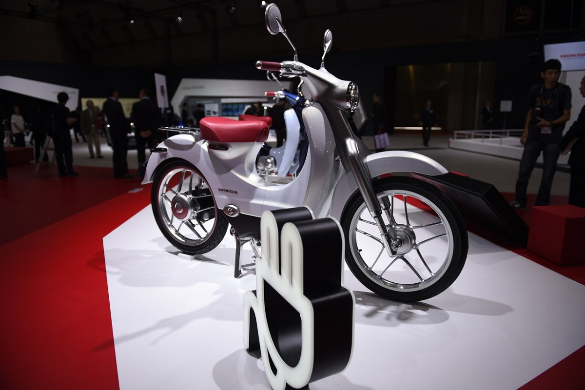 Honda al 45° Salone di Tokyo