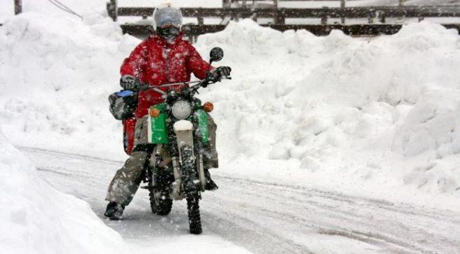 Sempre caldi coi Pantaloni Termici Invernali per Moto