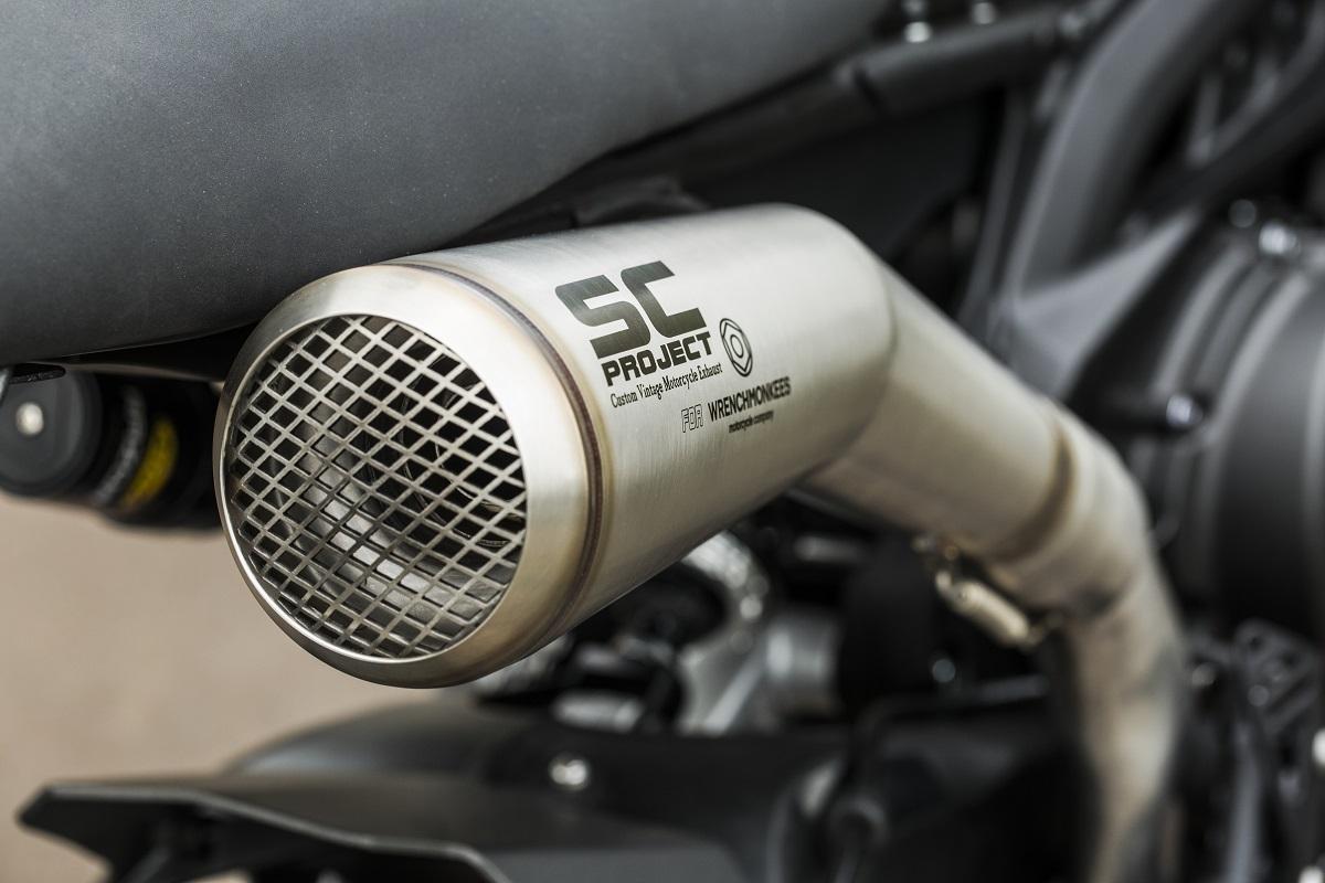 Moto-Morini ha creato una Corsaro unica che richiama le gare degli anni '70 - image 10 on http://moto.motori.net