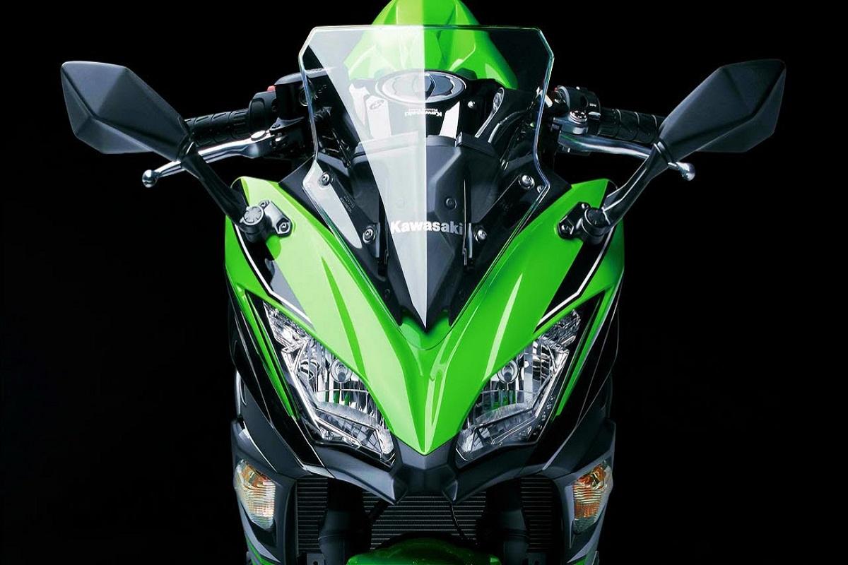 Kawasaki Ninja 400 - Street born, track inspired