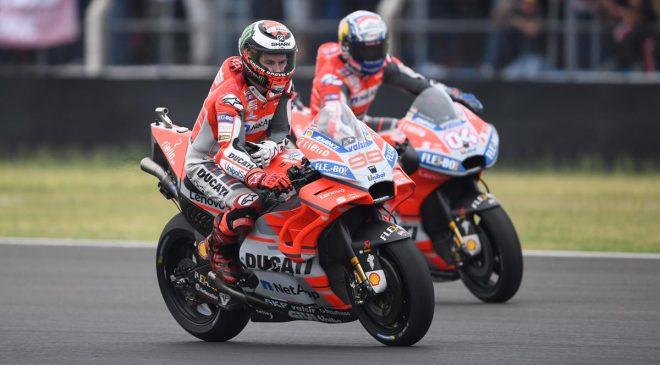 Moto GP Argentina: Dovizioso sesto, Lorenzo quindicesimo