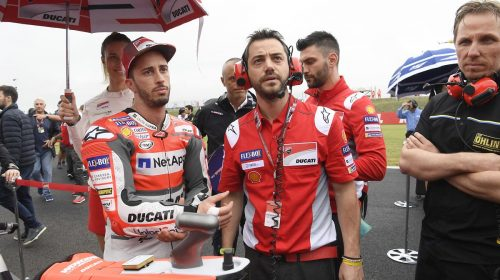 Moto GP Argentina: Dovizioso sesto, Lorenzo quindicesimo - image 09-Ducati-Photo-500x280 on http://moto.motori.net