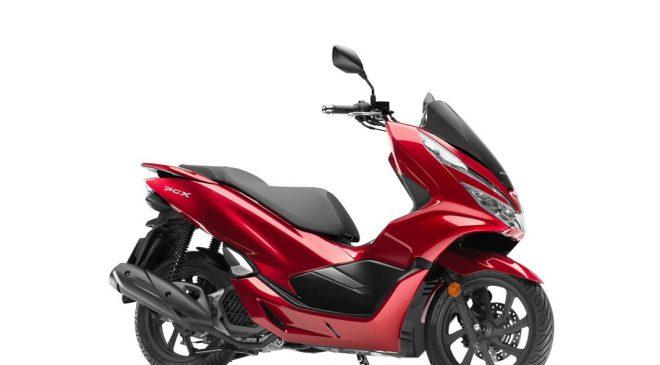 Honda PCX 125 – 2018