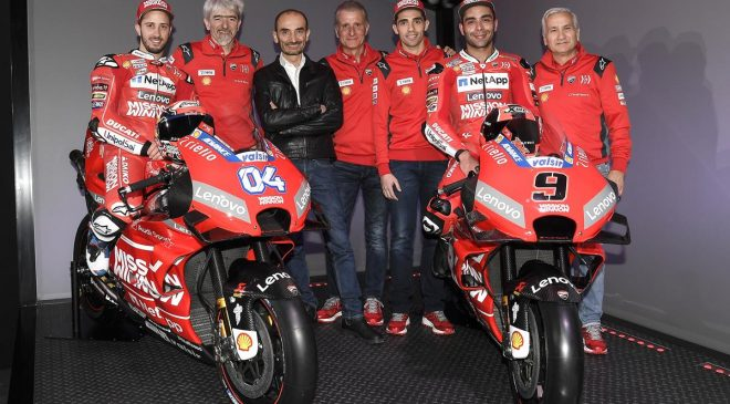 Così Ducati nella MotoGP 2019 - image Ducati_1-660x365 on http://moto.motori.net
