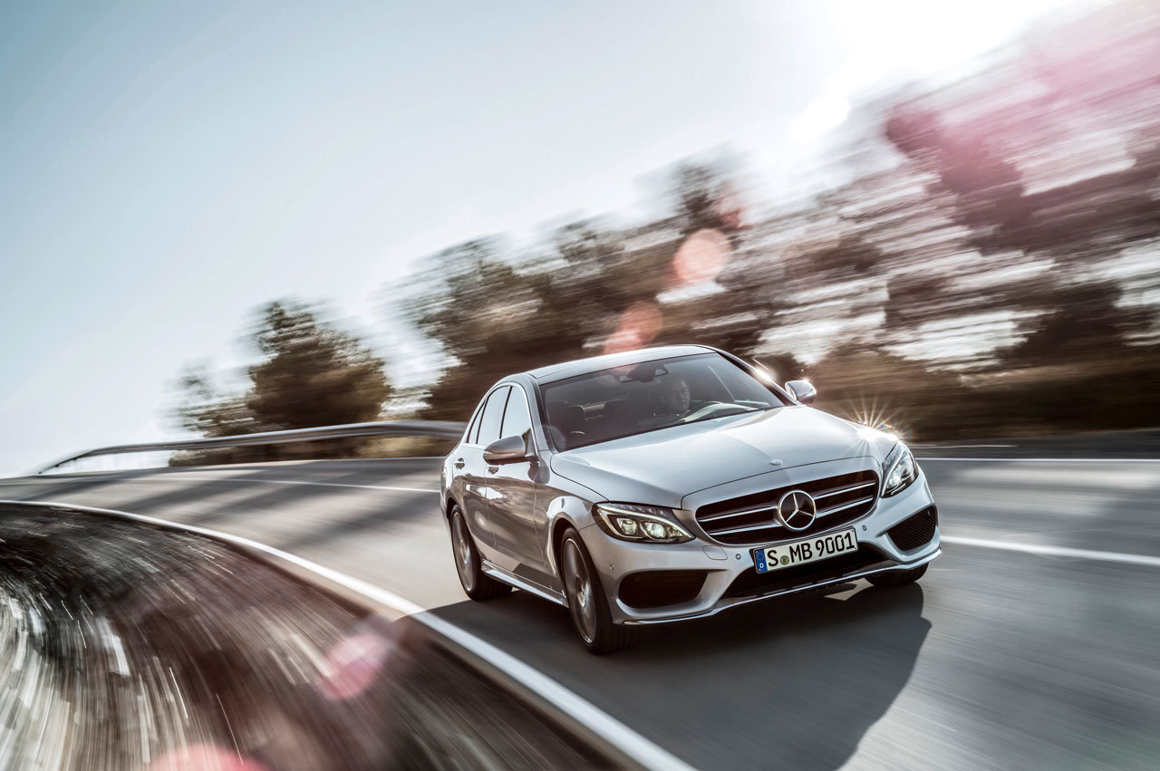 Mercedes Classe C: come un'ammiraglia - image 000062-000000297 on https://motori.net
