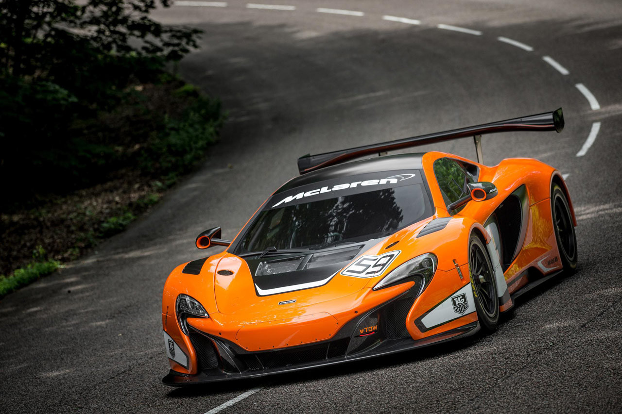 McLaren 650S GT3, svelata a Goodwood - image 000076-000000366 on https://motori.net