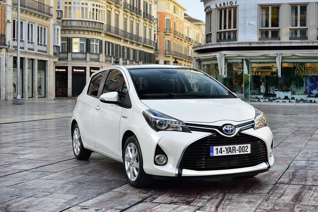 Toyota Yaris Hybrid: l'ibrido a portata di tutti - image 000106-000000512 on https://motori.net