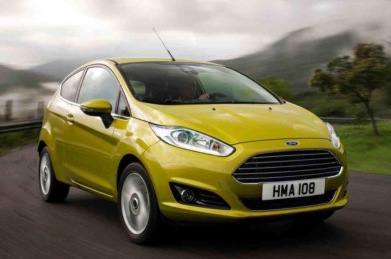 Nuova Ford Fiesta: fascino e tecnologia - image 000134-000000650 on https://motori.net