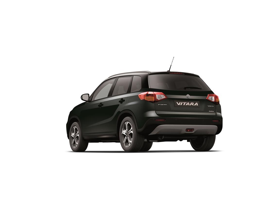 Vitara è tornata. Il SUV generazione 4.0 - Vitara Web Black Edition - image 002256-000021424 on https://motori.net