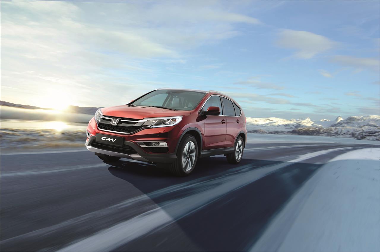Honda CR-V presenta un nuovo propulsore i-DTEC da 1,6 litri da 160 CV - image 002298-000021819 on https://motori.net