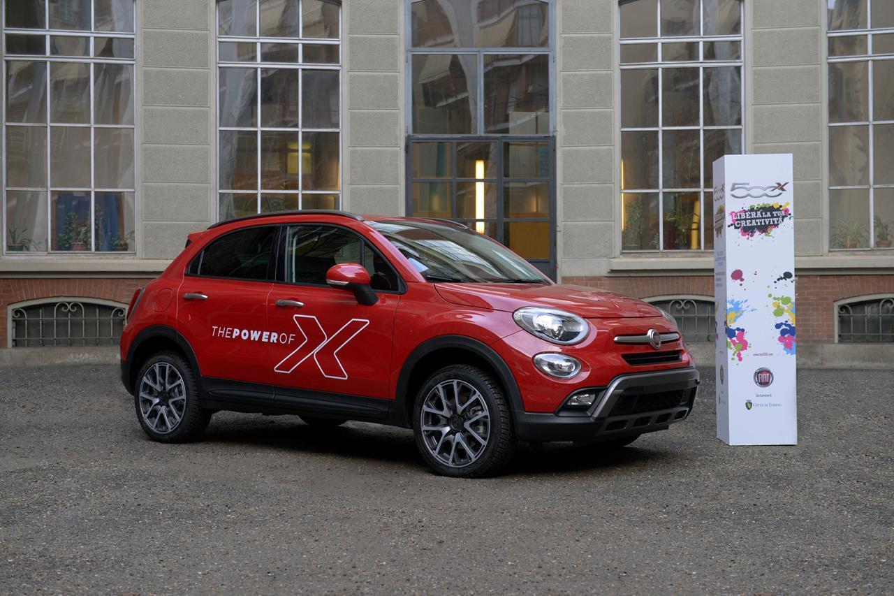 Fiat 500X: al via il nuovo concorso dedicato ai giovanissimi - image 003413-000032443 on https://motori.net