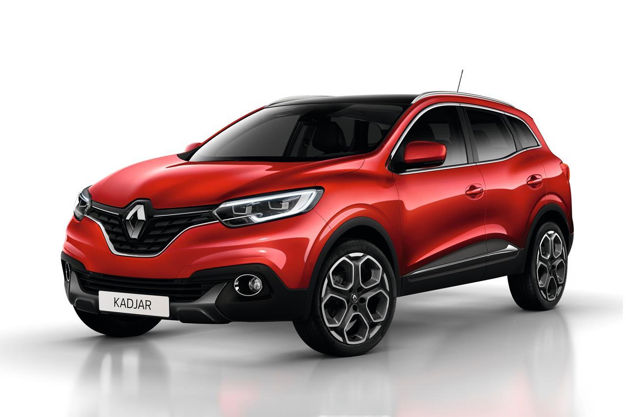 Renault svela Kadjar, fratello maggiore di Captur - image 003415-000032445 on https://motori.net