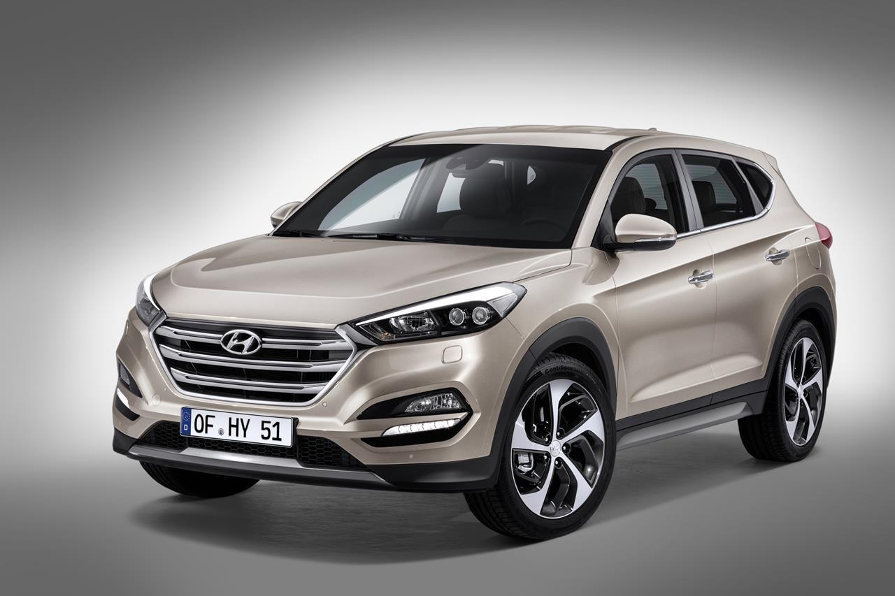Hyundai svela la nuova Tucson, design e tecnologia per i SUV della prossima generazione - image 003489-000032911 on https://motori.net