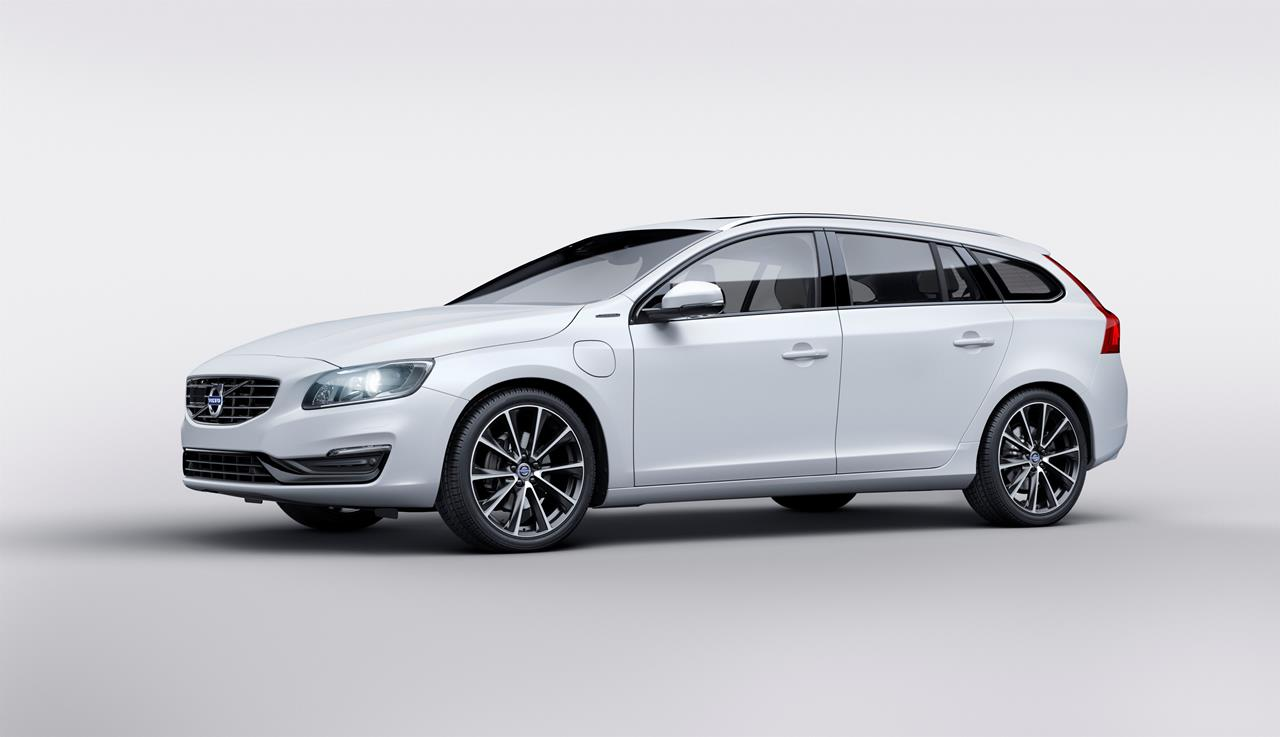 Volvo V60 D5 Twin Engine Special Edition a Ginevra - image 003565-000033262 on https://motori.net