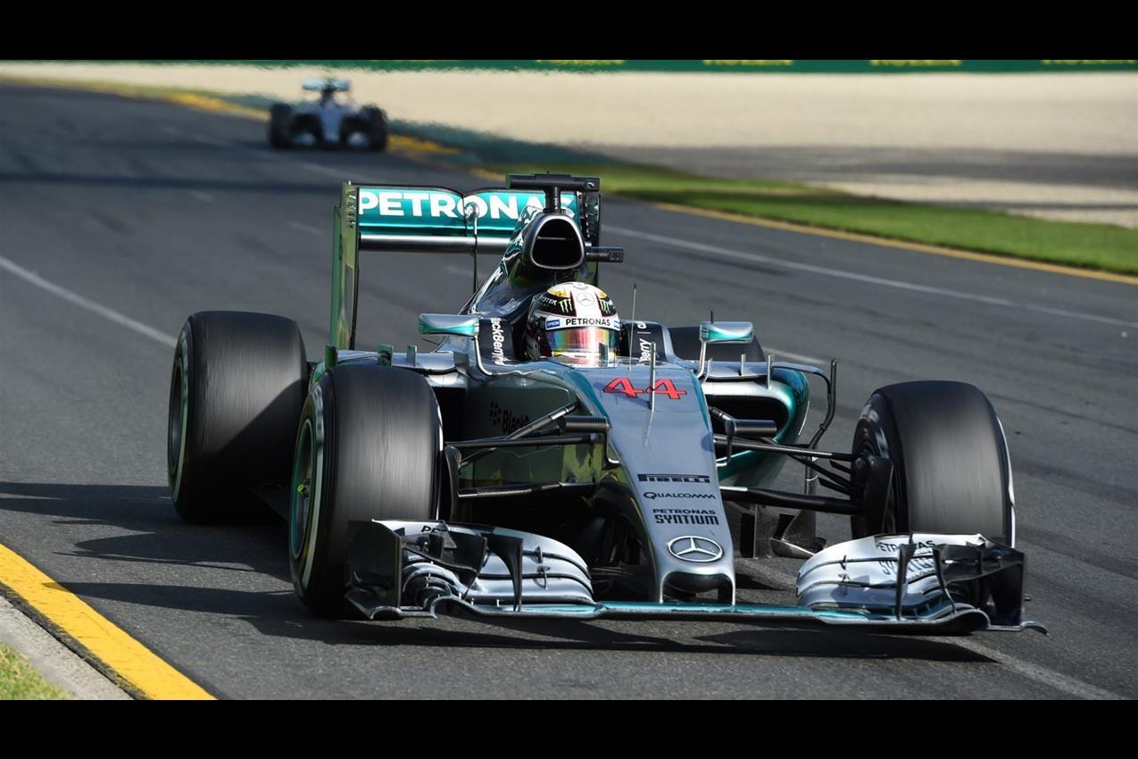 Hamilton si aggiudica la prima gara della stagione di Formula 1 2015 - image 003665-000035164 on https://motori.net