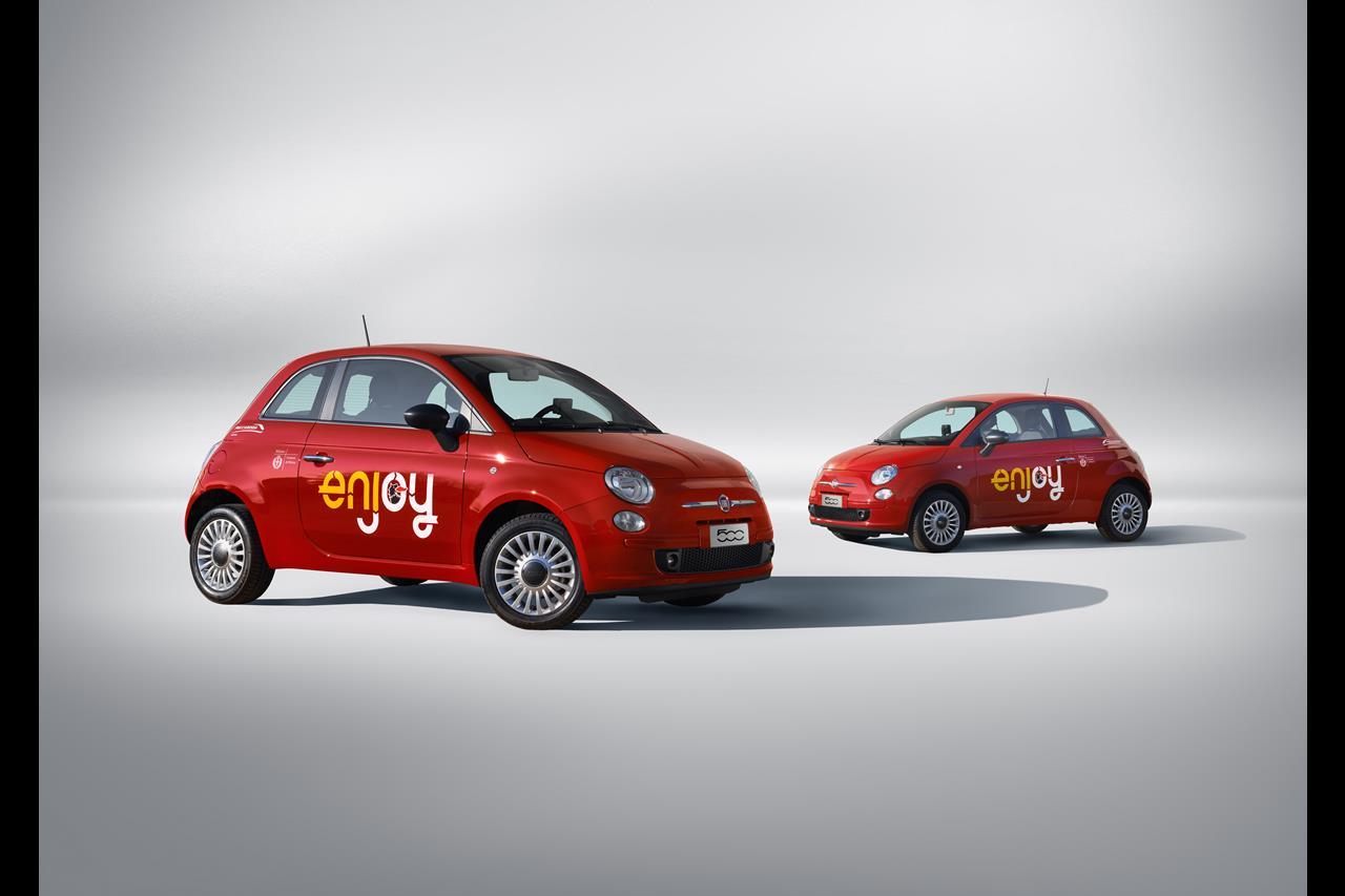 Il car sharing targato Eni arriva a Torino - image 005697-000045748 on https://motori.net