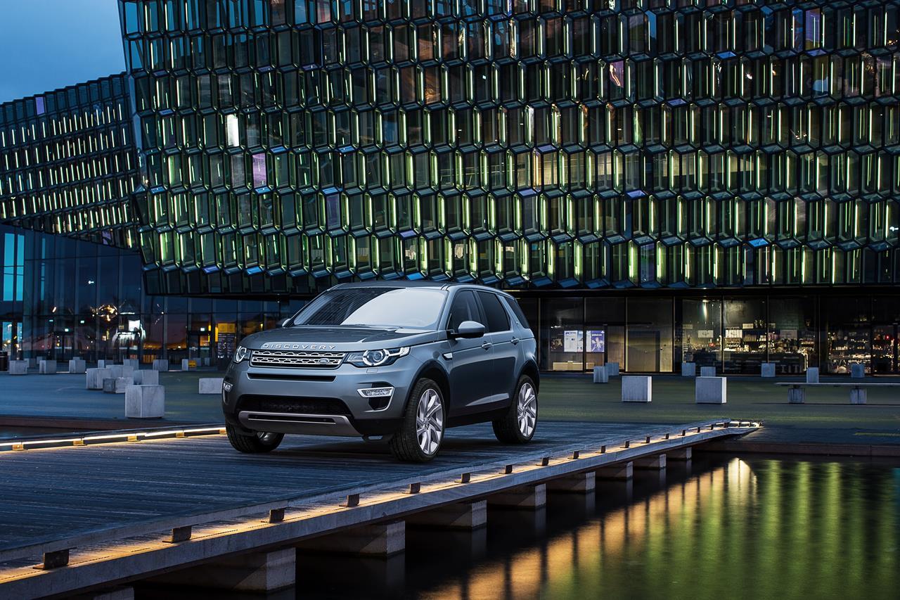 Land Rover al Fuorisalone 2015 - image 005743-000046148 on https://motori.net