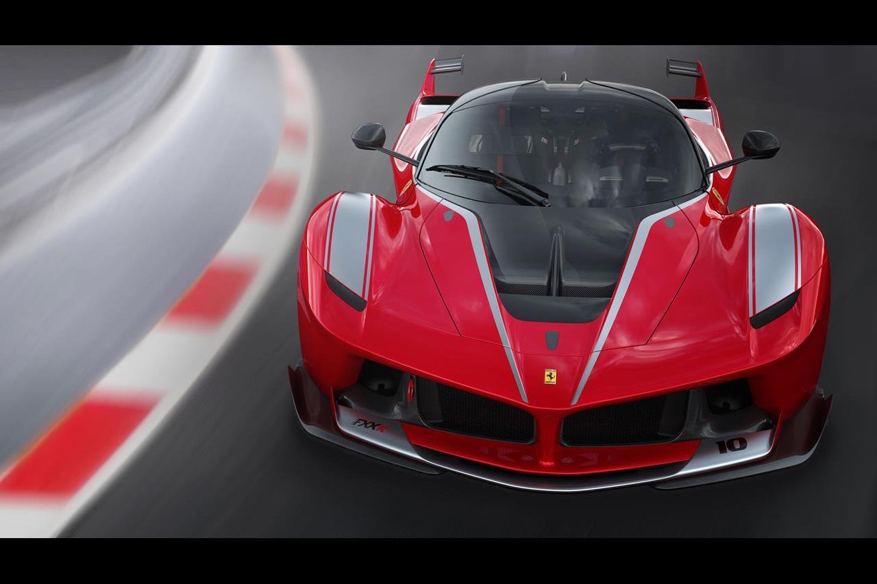 Ferrari FXX K: ultima nata del programma XX - image 005754-000046228 on https://motori.net