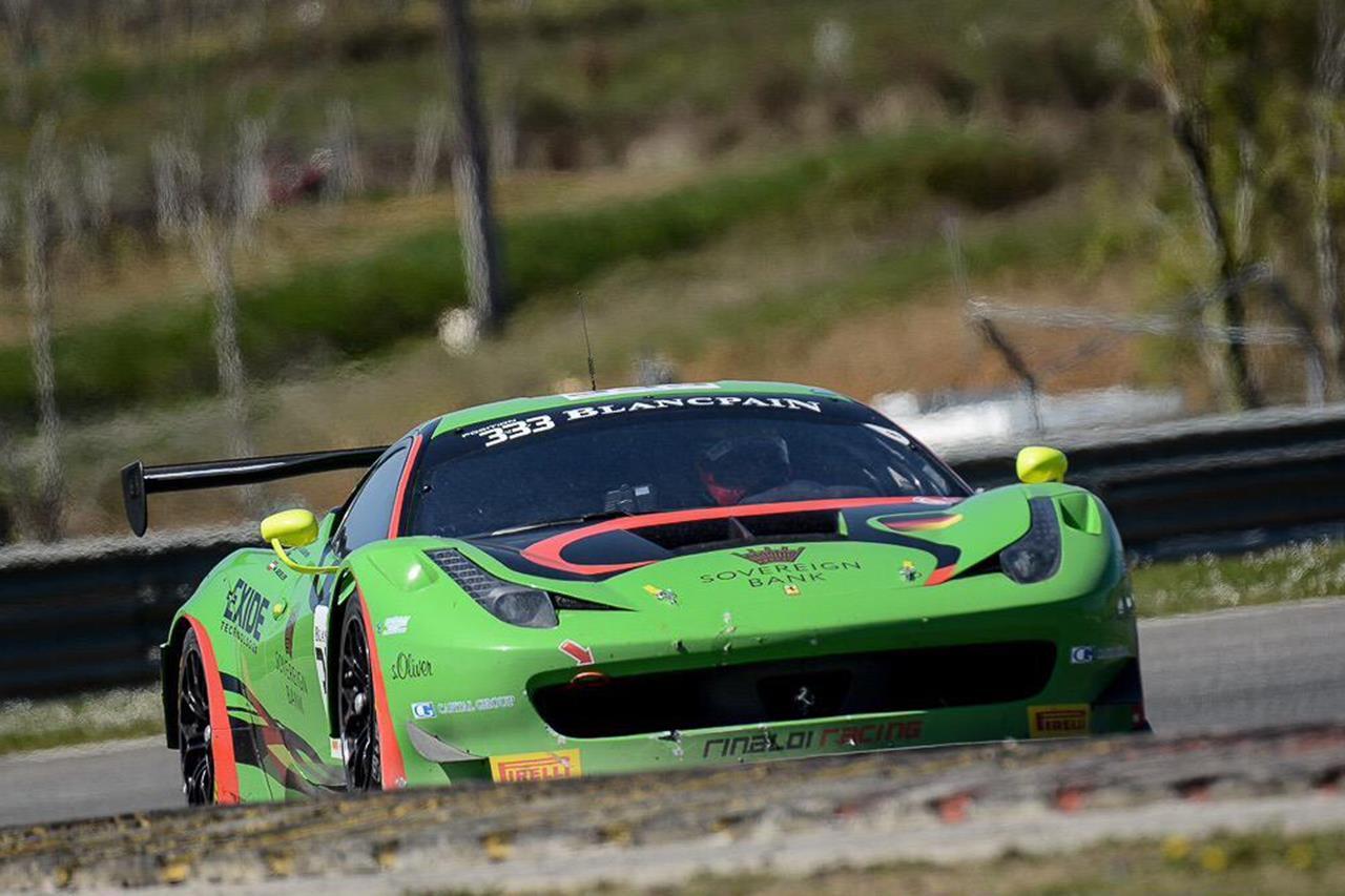 Blancpain Sprint Series: Ferrari chiude quinta - image 005758-000046232 on https://motori.net