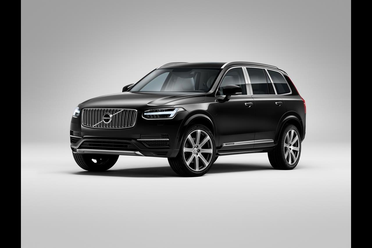 Volvo XC90 Excellence al top della gamma - image 005782-000046365 on https://motori.net
