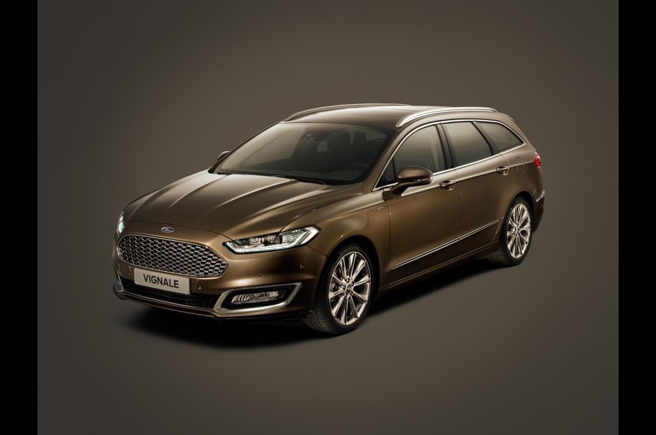 Ford svela la nuova Vignale Mondeo - image 005798-000046444 on https://motori.net