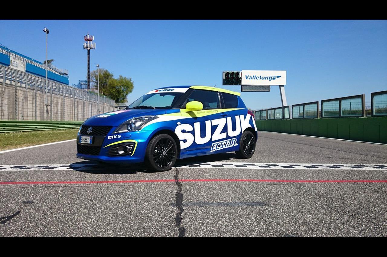 Suzuki SWIFT 1.6 Sport: auto ufficiale del CIV - image 005824-000046645 on https://motori.net
