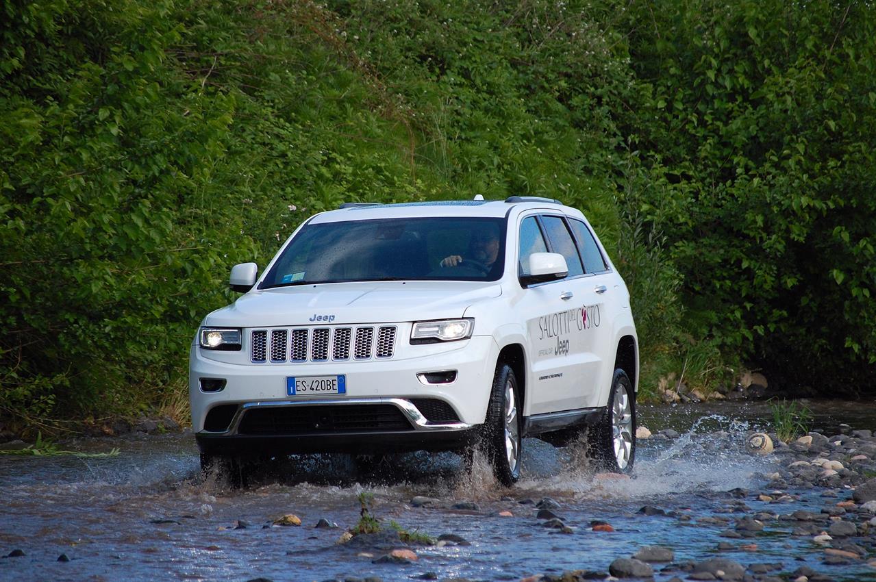 """Jeep: al via la prima tappa del circuito """"Taste and Drive"""" - image 005830-000046653 on https://motori.net"""