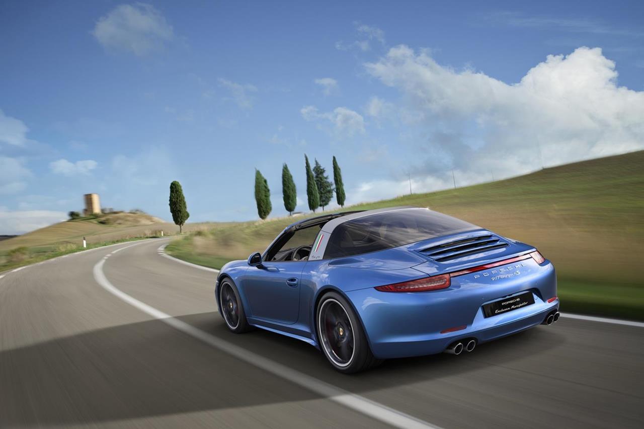 911 Targa 4S Limited Edition per i 30 anni di Porsche Italia - image 005931-000047301 on https://motori.net